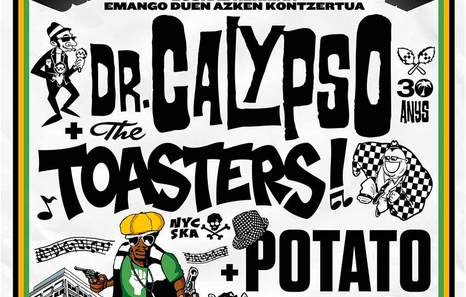 Dr.calypsothe_toasters_potato_jimmy_jazz_gasteiz_2018